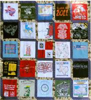 T-Shirts of Glory Quilt Pattern PRL-104