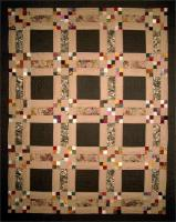 Denny's Hopscotch Quilt Pattern PS-902