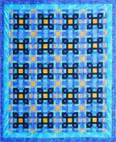 Black Tie Required Quilt Pattern PS-905