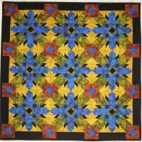Beauty Among Thorns Quilt Pattern PS-906
