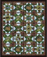 Range Rovers Quilt Pattern PS-915