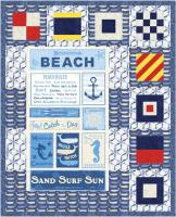 Ship to Shore Quilt Pattern PS-930