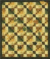 Fall Flurry Quilt Pattern PS-938