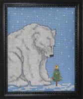 Polar Prayer Cross Stitch Pattern PS-9945