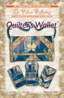 Quilter's Wallet Pattern PTE-001