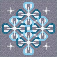 Diamond in the Sky Quilt Pattern QN-014
