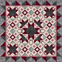Oh My Stars Quilt Pattern QN-031