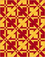 CoCrystal Quilt Pattern QN-039