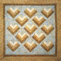 Hearts Quilt Pattern - Straight to the Point Series QW-02