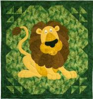 Ludwig Lion Quilt Pattern SCN-2046