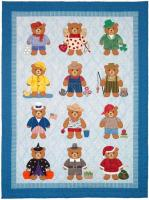 Bearly a Month Pattern SCN-2050