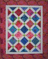 Got Squares? Quilt Pattern - Straight to the Point Series SM-109