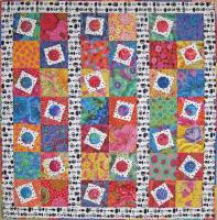 Dancing in Circles Quilt Pattern SM-111