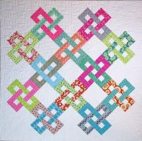 Engagement Quilt Pattern - Straight to the Point Series - SM-123