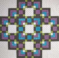 A Flair for Square Two Quilt Pattern SM-143
