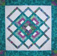 Blue Waters Quilt Pattern SM-144