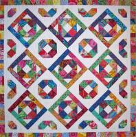 Sizzle Quilt Pattern - Straight to the Point Series SM-145