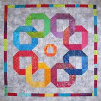 Fifty Shades of Color Quilt Pattern SM-147