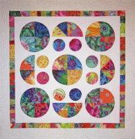 My Circle of Friends Quilt Pattern SM-148