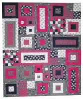 Moving Blocks Quilt Pattern SM-151