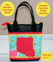 Sweet Sunny Bag Pattern SM2-121