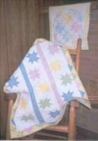 Star Baby Quilt Pattern SNG-123
