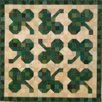 Shamrocks Quilt Pattern SP-108