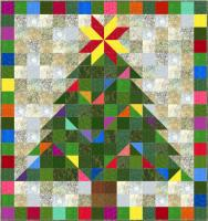Playful Garland Quilt Pattern SP-115