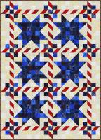 Thank You Troops Quilt Pattern SP-210