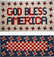 God Bless America Quilt Pattern SP-213