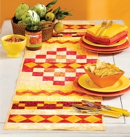 Desert Table Runner Pattern SSP-104