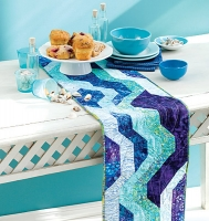 Ocean Table Runner Pattern SSP-105