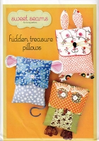 Hidden Treasure Pillows Pattern SSP-107