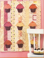 Cupcake Jelly Roll Quilt Pattern SSP-127