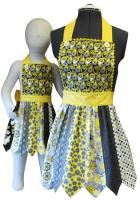 Mom and Me Aprons Pattern ST-115