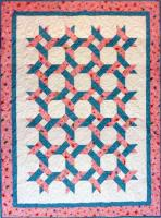 Around the Twist Quilt Pattern TH-101e