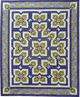 Mosaic Magic Quilt Pattern TL-06