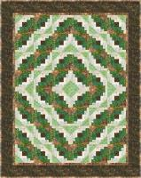 Clover Fields Quilt Pattern TL-19