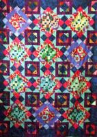 Tropical Fusion Quilt Pattern TQS-38