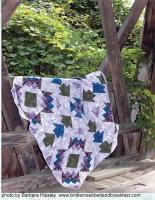 Up! Monkey Wrench Star Quilt Pattern TRQ-102