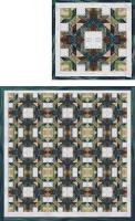 Surrey Hedgerows Wall Hanging and Quilt Pattern TRQ-104