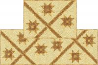 Holiday Placemats, Napkins and Runner Quilt Pattern TRQ-122