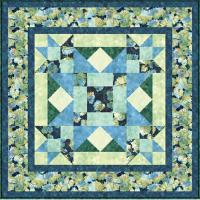Blue Star Wall Hanging Pattern TRQ-127
