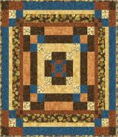 Square Dance Quilt #1 Pattern TRQ-129