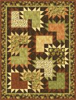 Autumn Warmth Quilt Pattern TRQ-130