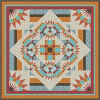 Tow Path Trail Quilt Pattern TRQ-132