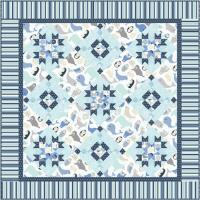 Arctic Stars Child's Quilt Pattern TRQ-141