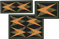 Soaring Geese Table Set Pattern TRQ-149