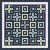 Square Dance #3 Quilt Pattern TRQ-165