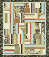Eagle's Nest Quilt Pattern TRQ-169